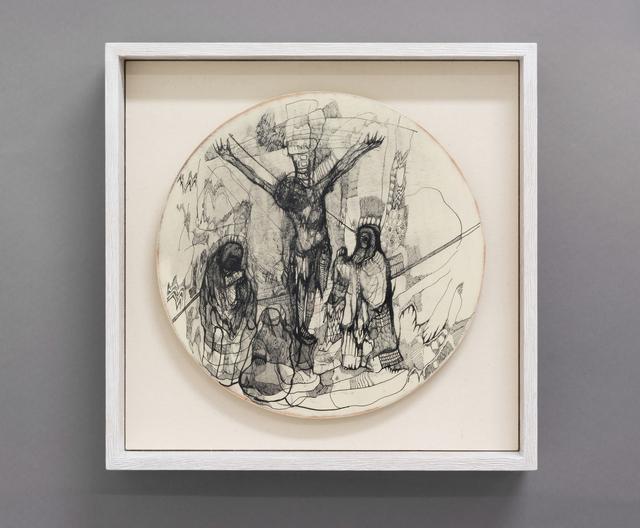 , 'Holy Family,' 2017, Micheko Galerie