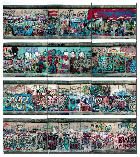 Michel Hosszu, 'MUR DE BERLIN – 00', 1990, Poulpik Gallery