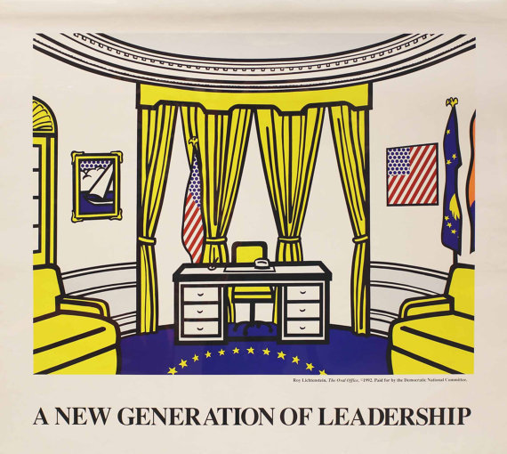 , 'A New Generation of Leadership,' 1992, GALLERY SHCHUKIN