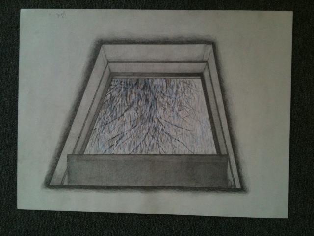 , 'Winter Skylight,' , Elisa Contemporary