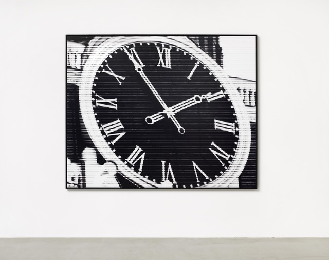 , 'Moscow Time,' 2012, Hirshhorn Museum and Sculpture Garden