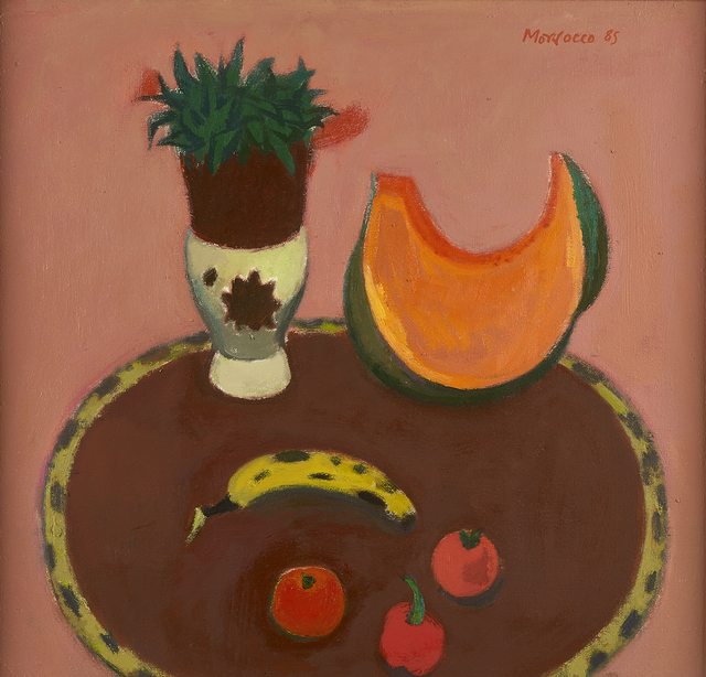 , 'Pumpkin and Cactus,' 1985, The Scottish Gallery