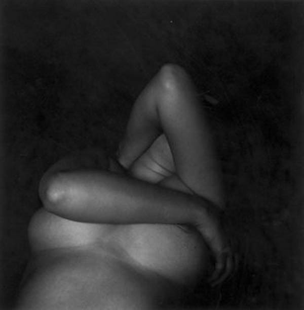 , 'Eleanor, Chicago (lying down, arms up), ,' 1948, Robert Mann Gallery