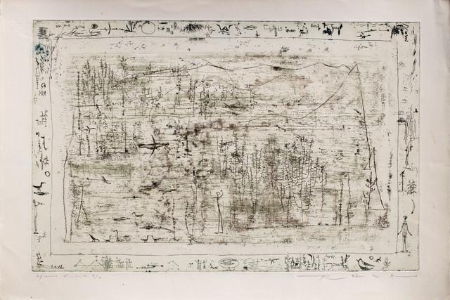 , 'Flore et Faune,' 1951, PARKVIEW ART Hong Kong
