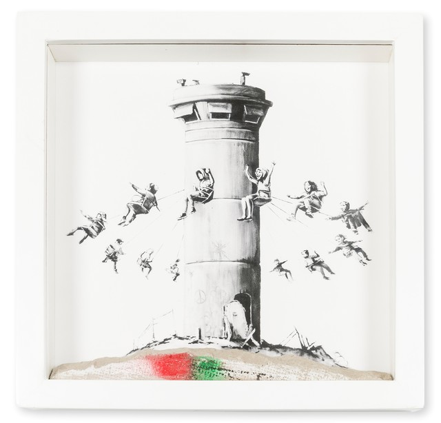 Banksy, 'Box Set', 2017, Forum Auctions