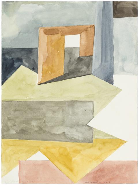 , 'Hidden Holder,' 2012, Galerie nächst St. Stephan Rosemarie Schwarzwälder