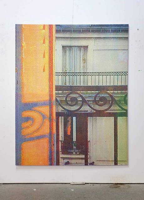 , 'Fenêtre rue de Panama,' 2019, Super Dakota