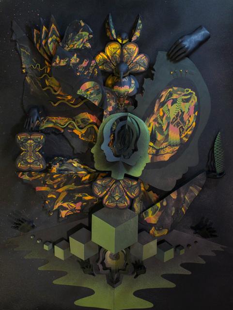 , 'Shadow Healer,' 2018, MAIA Contemporary