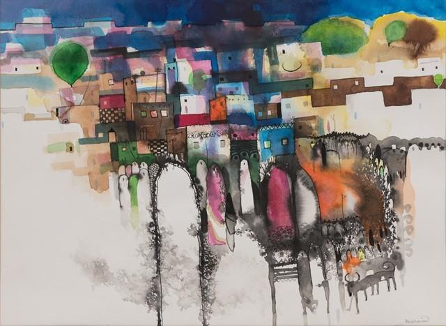 , 'Untitled,' 2016, al markhiya gallery