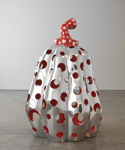 Yayoi Kusama, 'Reach Up to the Universe, Dotted Pumpkin,' 2010, Gagosian Gallery