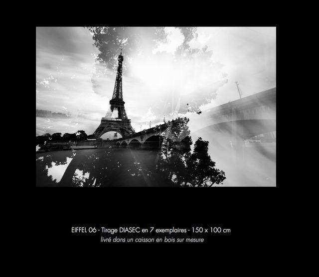 , 'TOUR EIFFEL 06,' 2017, art&emotion Fine Art Gallery