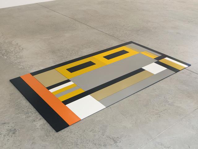 , 'Hard Carpet #2,' 2014, Bortolami