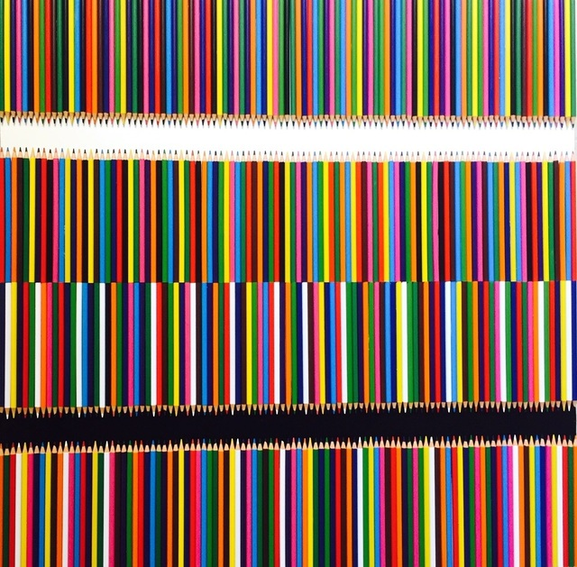 , 'Rainbow Waterfall,' 2016, Artspace Warehouse