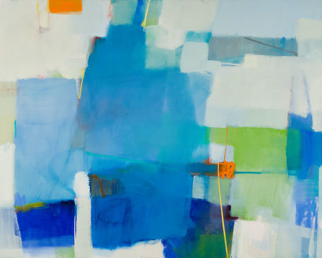 , 'New Blue,' 2017, The Studio Shop
