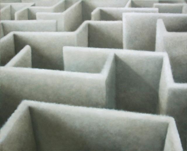 Ronald Moran, 'Laberinto de Algodón No. 5', 2012, Fugalternativa Contemporary Art Space