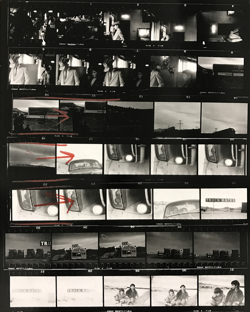 , 'Contact Sheet #81 ,' 2009, Danziger Gallery