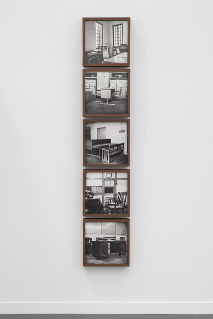 , 'Office Museum,' 2016, Frith Street Gallery