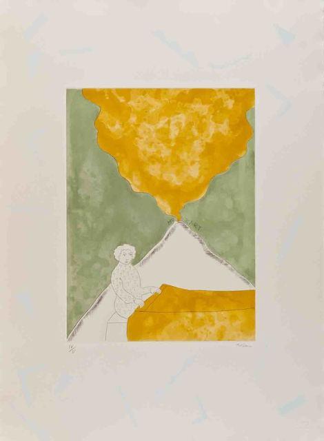 Ernesto Tatafiore, 'Mozart', 1985, ArtWise