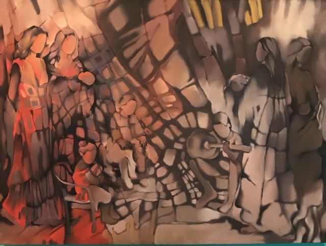 , 'Gypsy  Festivity,' 2016, Arte Berri
