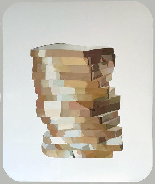 , 'Stack,' 2018, Nancy Toomey Fine Art