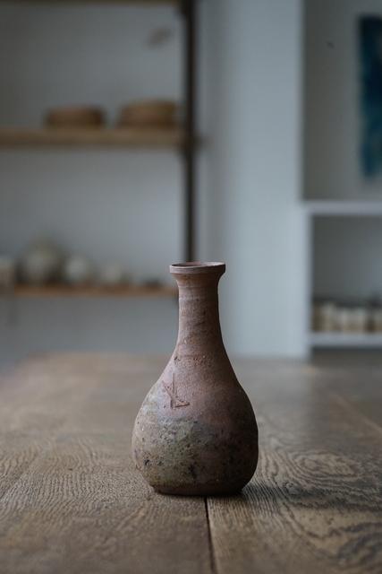 , '備前徳利 Sake-Jar (Bizen-Style),' , Kami ya Co., Ltd.