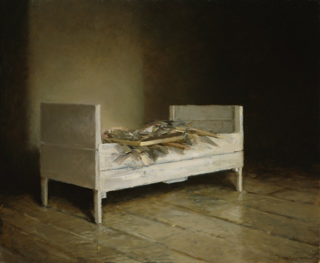 , 'Le Lit Blanc 1,' 2010-2011, Cynthia Corbett Gallery