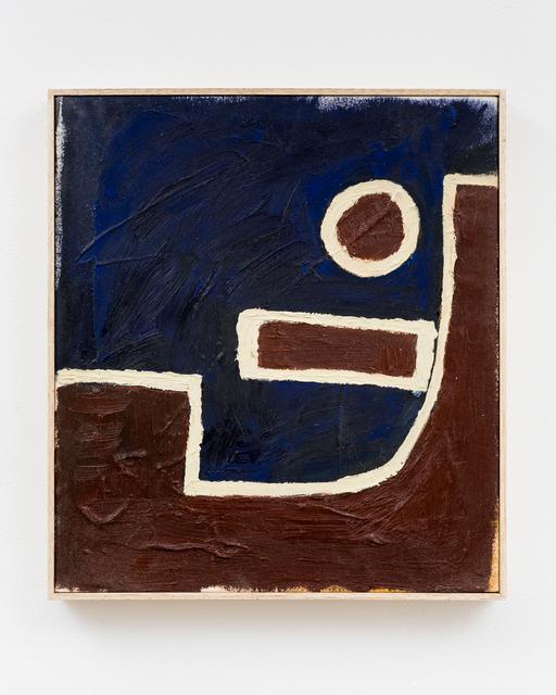 , 'Seated Woman,' 2017, LAMB Arts