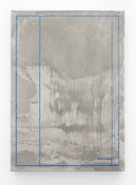 , 'Plan (Spine),' 2015, Vigo Gallery