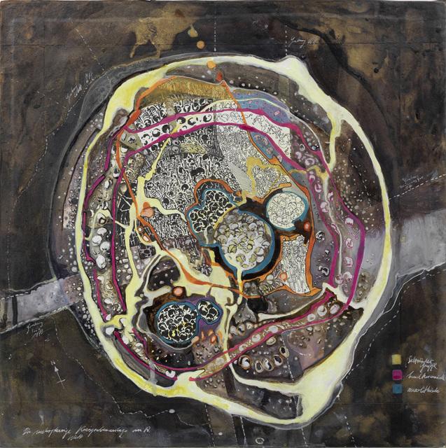 , 'Untitled,' 2014, Aurel Scheibler
