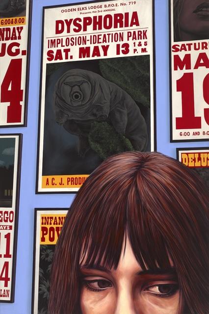 , 'Redacted,' 2014, Gallery Poulsen