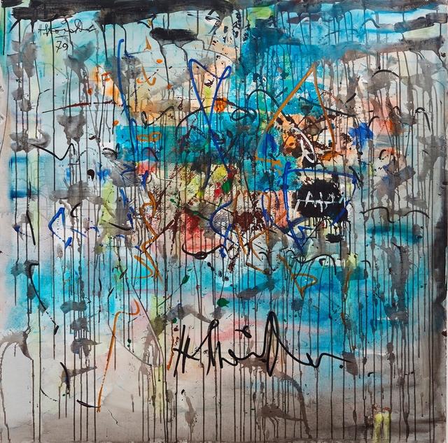 , 'Malerei,' 1979, Galerie Ernst Hilger