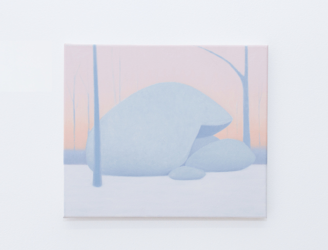 , 'A million miles before (II),' 2017, 315 Gallery