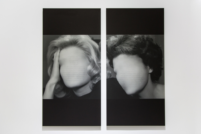 , 'Referential Gaze (Monica),' 2015-2018, DOOSAN Gallery