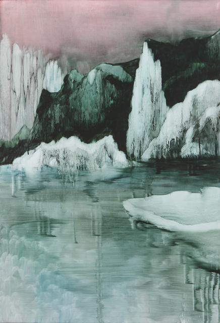 , 'Glacial,' 2017, Barnard