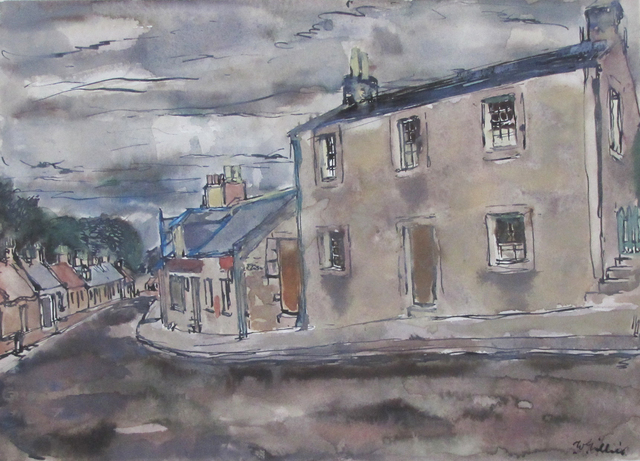 , 'Temple Street,' , The Scottish Gallery