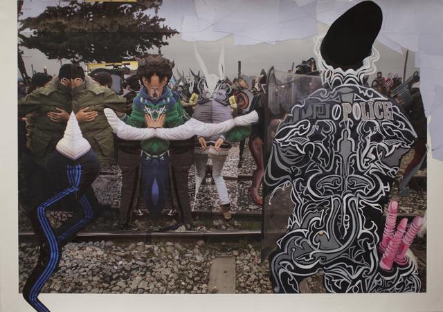 Ramin Haerizadeh, Rokni Haerizadeh & Hesam Rahmanian, 'Where is Waldo', 2009, Galerie Krinzinger