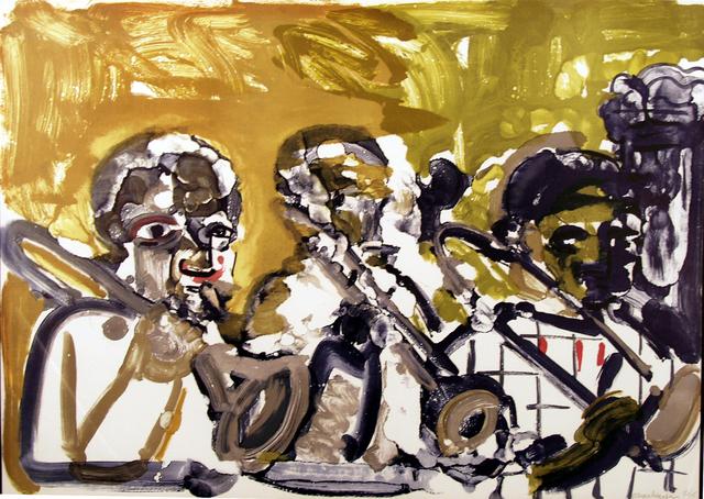 Romare Bearden, 'Brass Section ', 1979, ACA Galleries