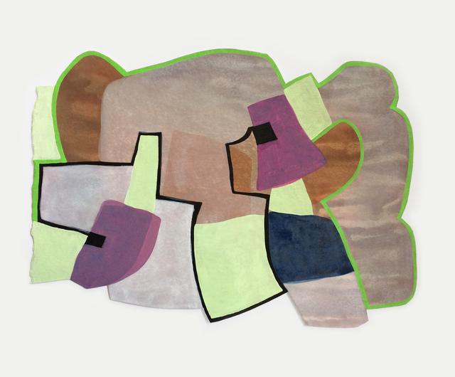 , 'Untitled (CO51),' 2017, TWFINEART