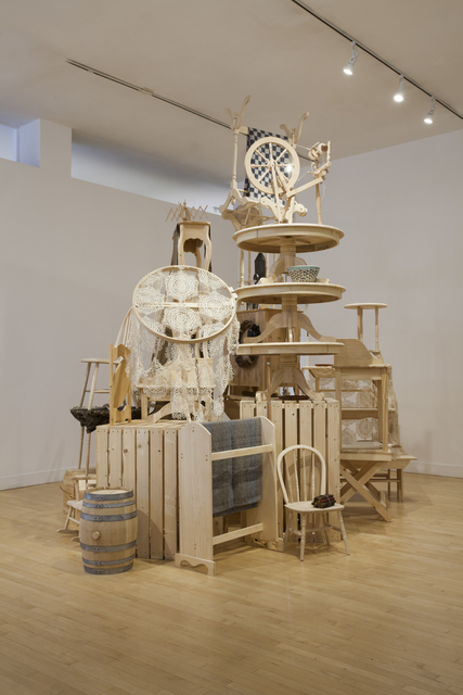 , 'Stockpile,' 2011, Haines Gallery