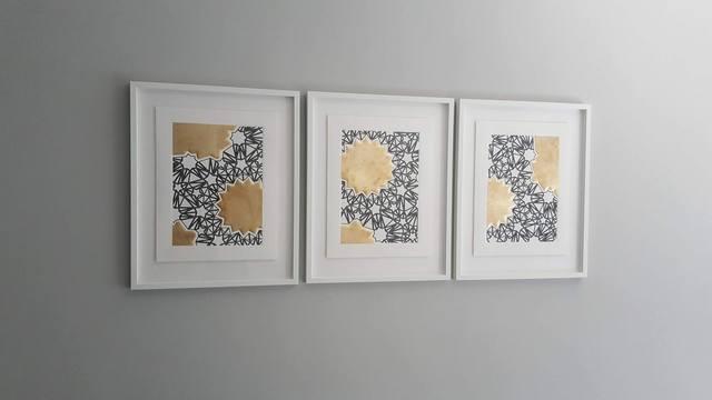 , 'Majaz Portfolio Gold Edition,' 2017, BLOK art space