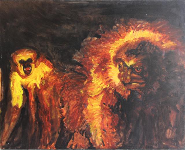 , 'No te creemos ,' 2007, Galería Quetzalli