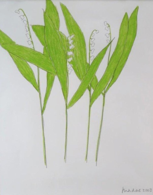 , 'Lily of the Valley,' 2003, Andrea S. Keogh Art and Design