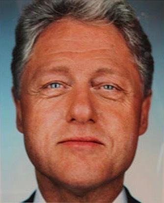 Martin Schoeller, 'Bill Clinton', 2006, Photography, Color coupler print, Kunzt Gallery