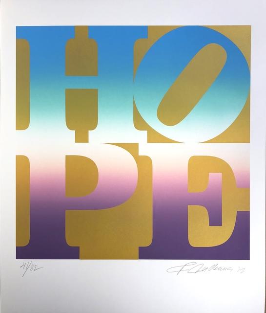 , 'Summer, Four Seasons of Hope, Gold Portfolio,' 2012, Woodward Gallery