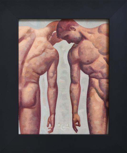 , 'Anatomy 35, Study,' 2018, Carrie Haddad Gallery