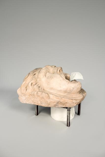 , 'Mascaró d'una font (siglo III dC) - 16 objectes,' 2014, García Galeria
