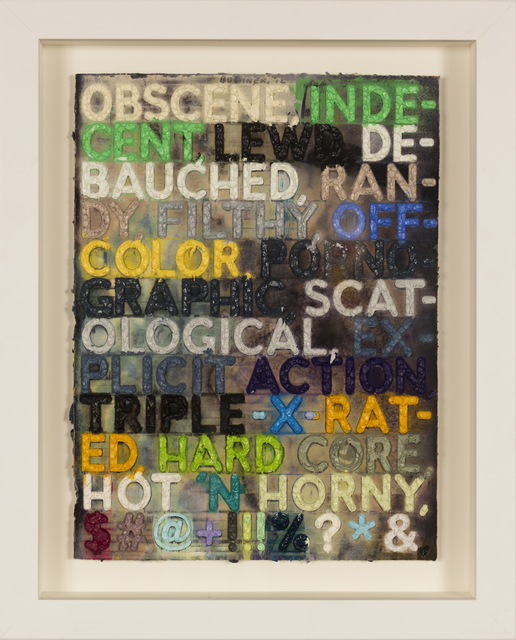, 'Obscene,' 2012, Taylor | Graham