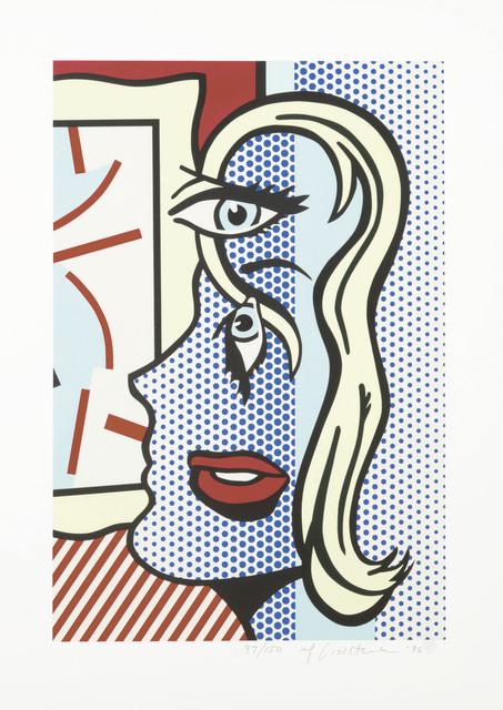 Roy Lichtenstein, 'Art Critic', 1996, Christie's