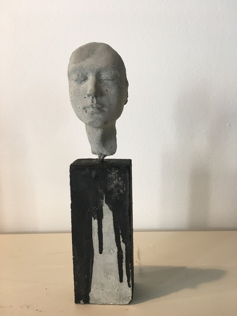 , 'Visage gris,' 2017, Anquins Galeria