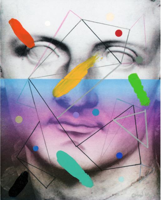 , 'Composition on Panel 3,' 2015, Joseph Gross Gallery